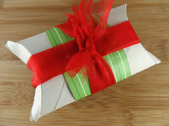 Toilet Paper Roll Gift Box