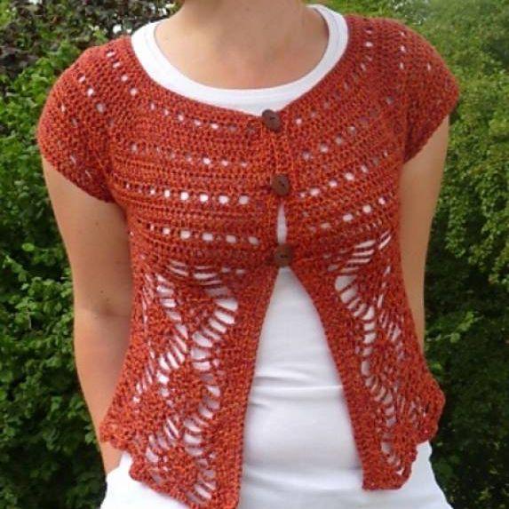 20 Gorgeous Free Crochet Cardigan Patterns For Women
