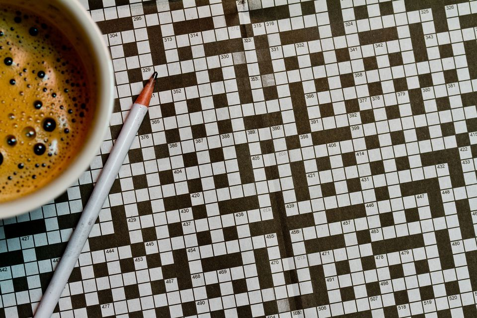 Guide To Word Lists For Crossword Constructors