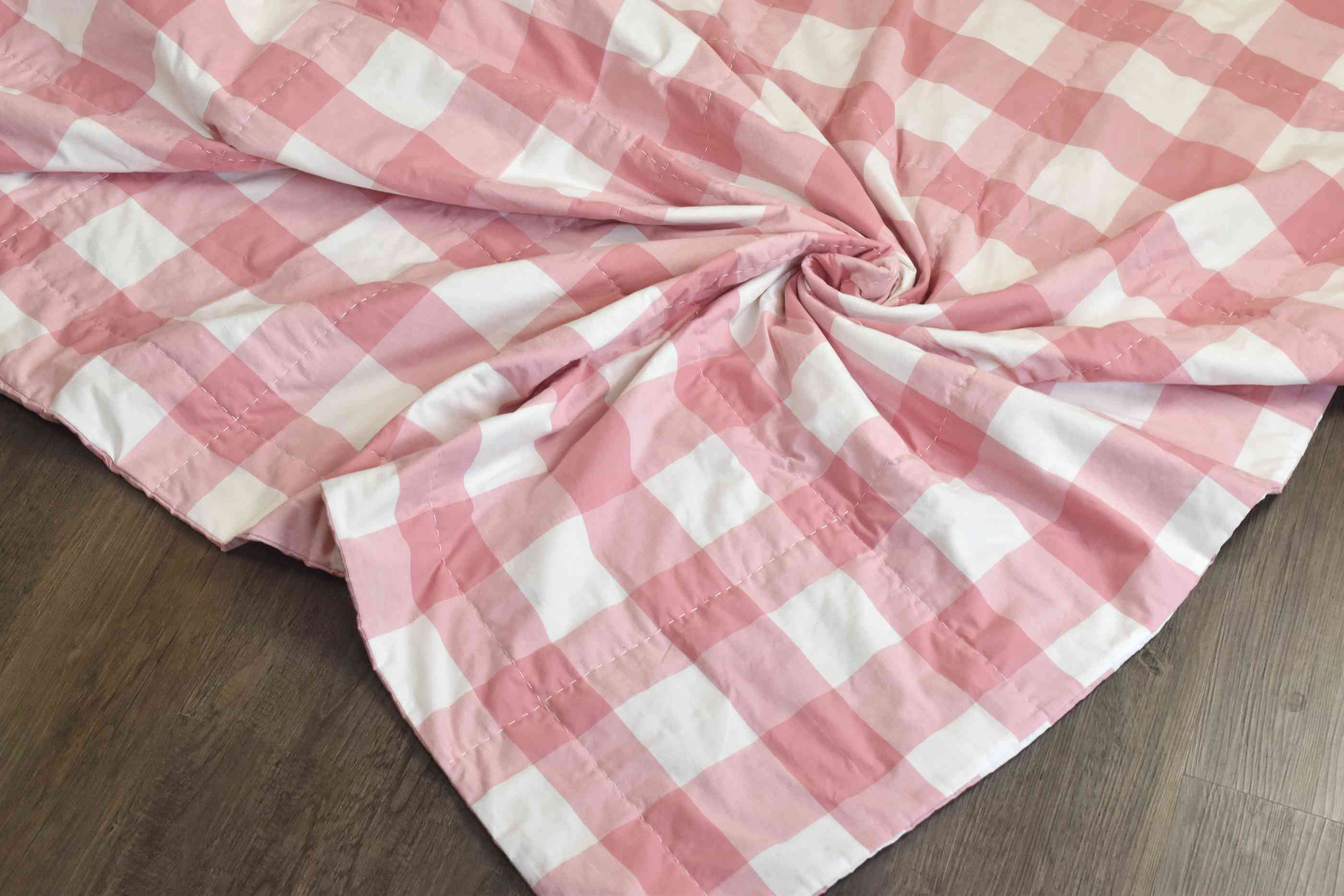 How to Sew a Comforter