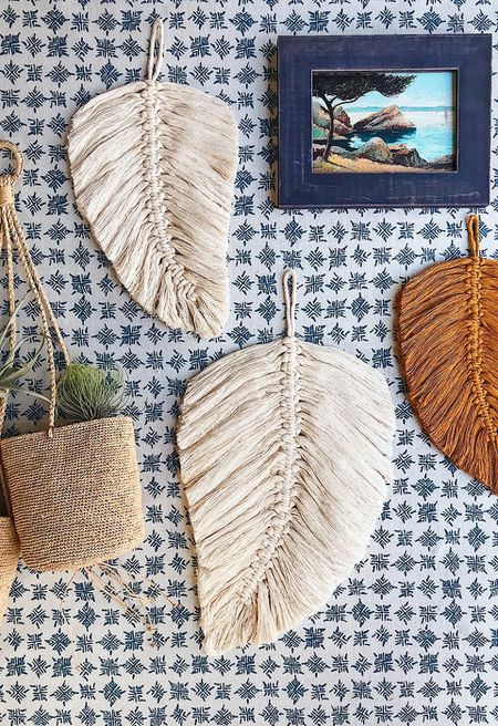20 Completely Free Macrame Patterns