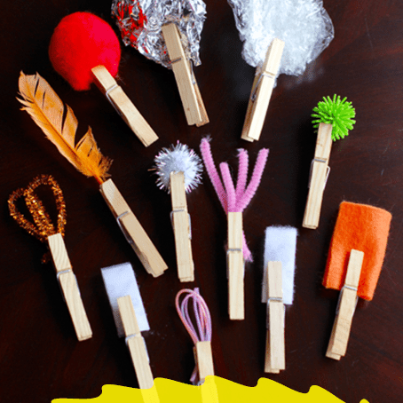 DIY paintbrushes