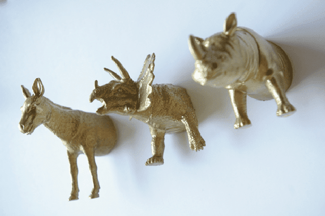 dinosaur (and other animal) magnets