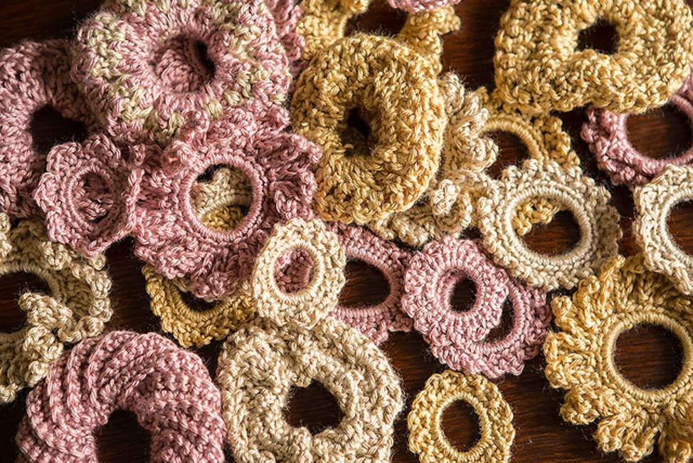 Crochet Scrunchies Patterns