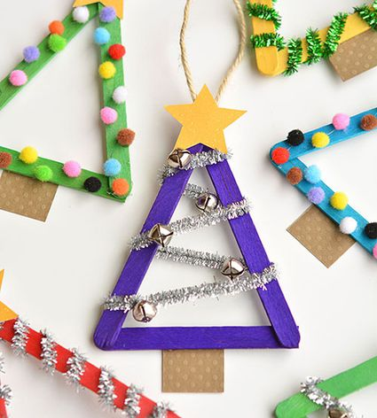 Pre K Christmas Craft.18 Craft Ideas For Preschoolers And Toddlers