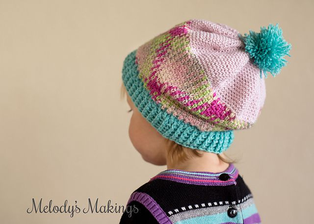 15 Adorable Baby Hat Crochet Patterns a3245d85df9