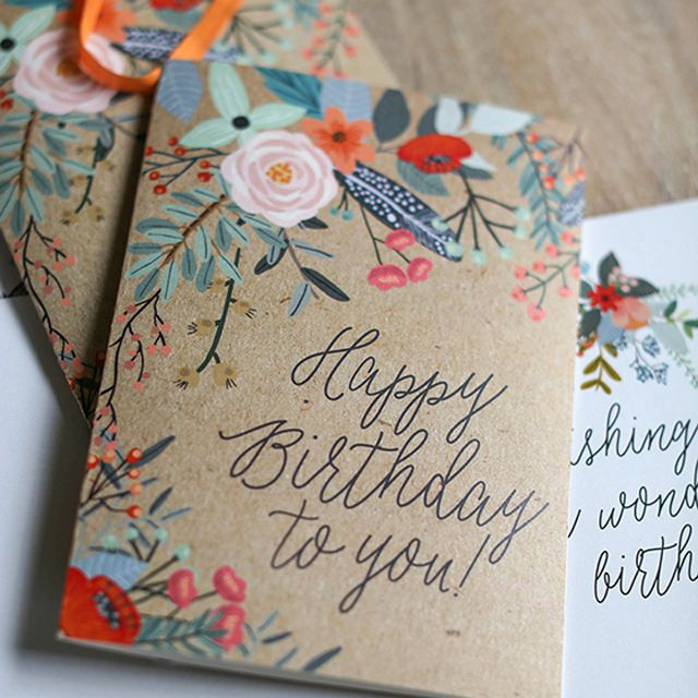 Awe Inspiring Get Inspiration From 25 Of The Best Diy Birthday Cards Funny Birthday Cards Online Fluifree Goldxyz