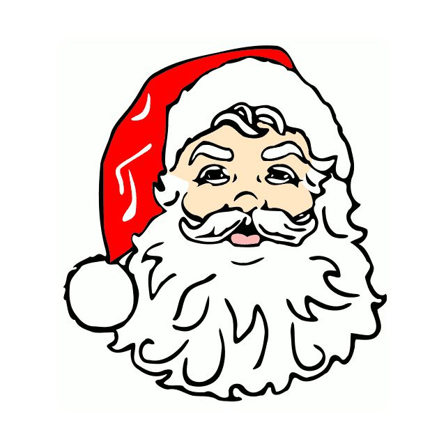 Gallery Free Clipart Picture Christmas Png Cute Santa - Christmas Clipart  Free Download - Free Transparent PNG Clipart Images Download