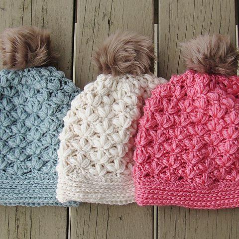 31e13cf6016ab 10 Crochet Winter Hat Patterns
