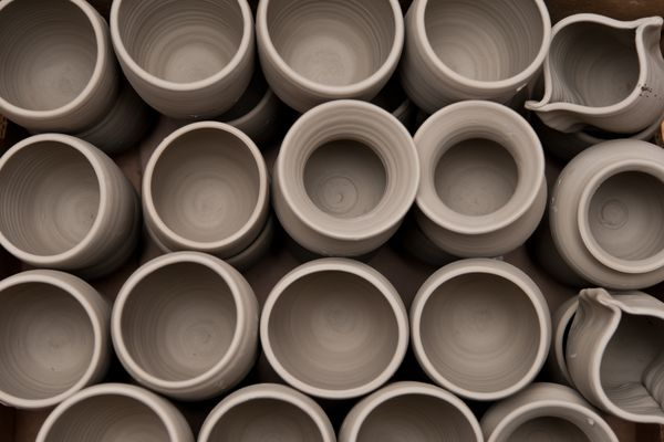 Ceramic Greenware