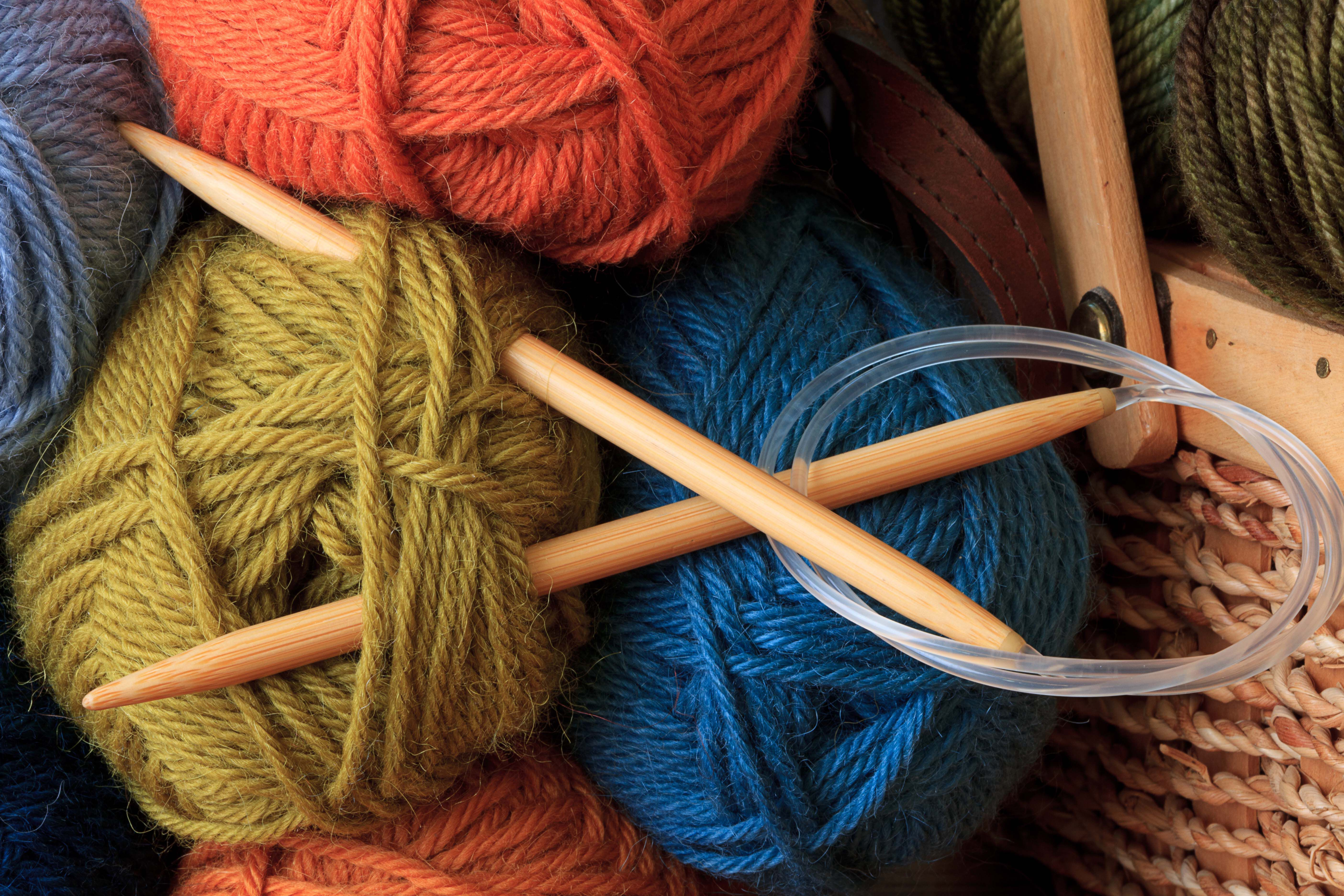 Knitting Needle Sizing Information Wool Ply Conversion Tables