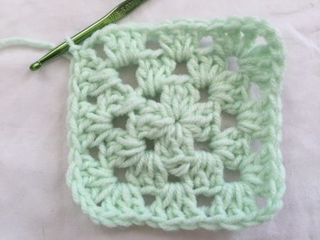 How To Crochet A Classic Granny Square Adorable Granny Square Crochet Patterns