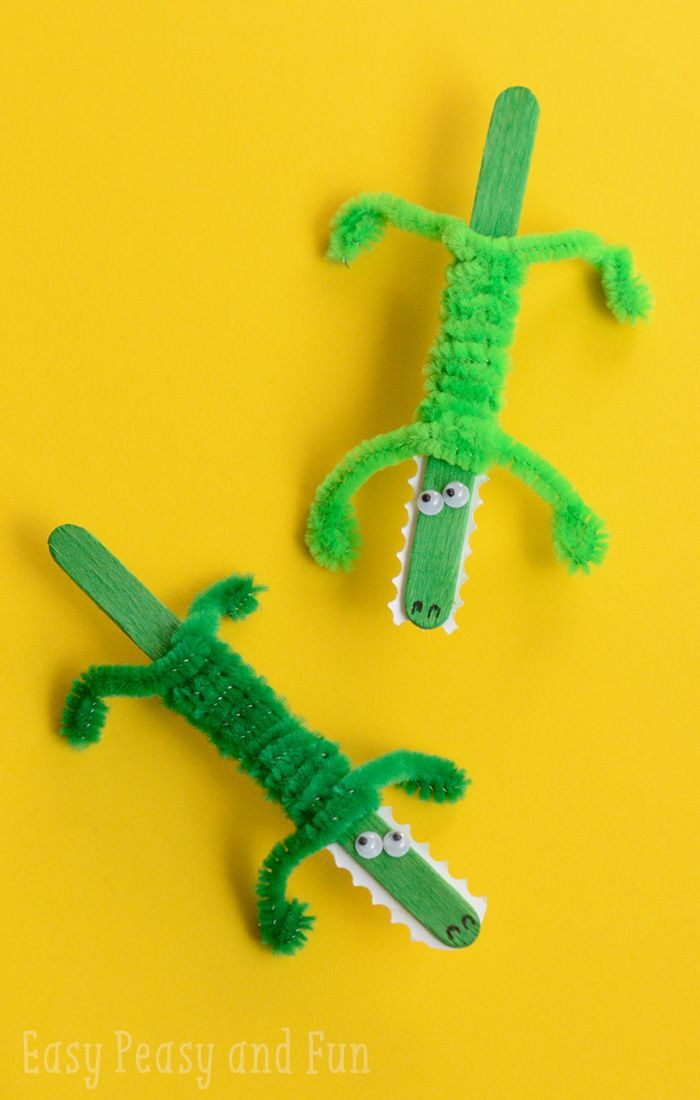 10 Zoo Animal Crafts For Kids