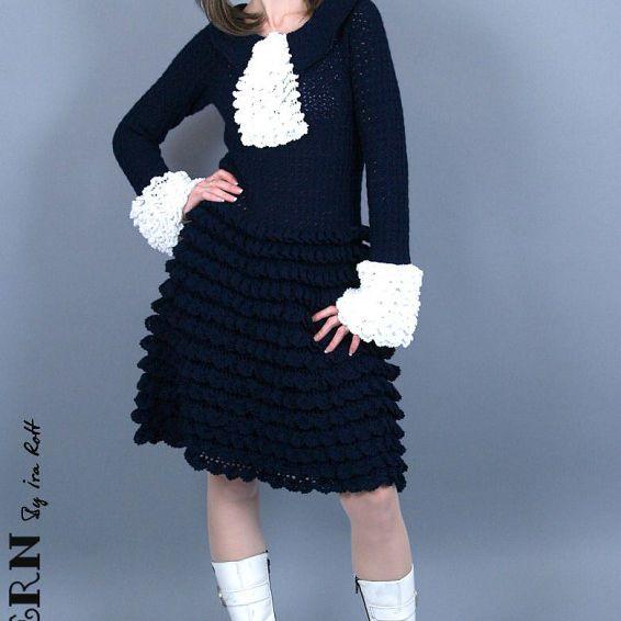 60 Types Of Unique Crochet Dresses Fascinating Crochet Dress Patterns