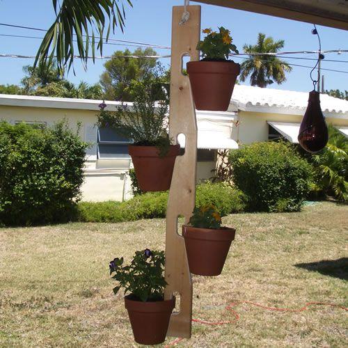 Clay Pot Hanger