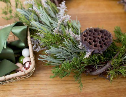 Adding bits to wreath