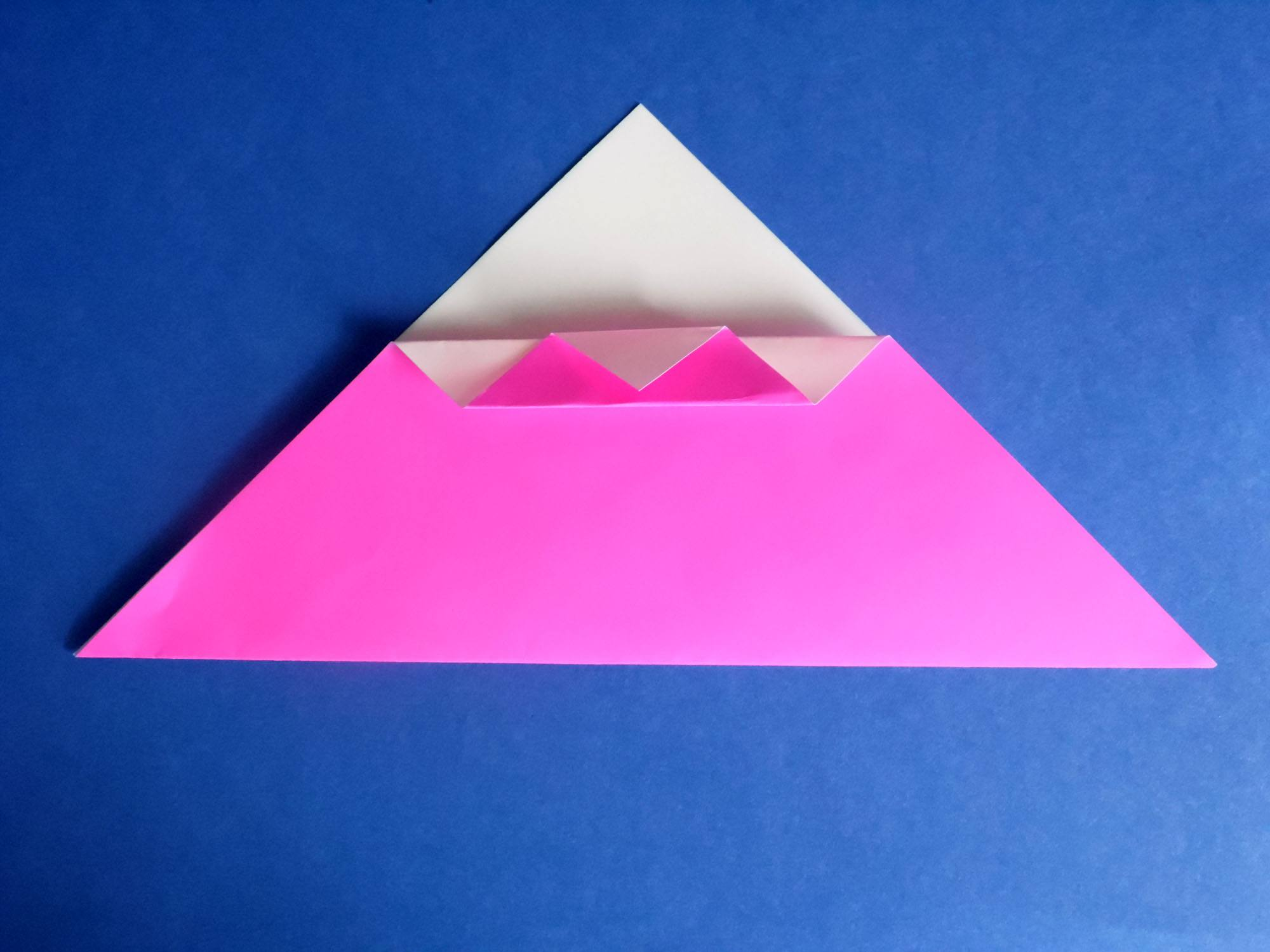 Easy DIY Origami Cupcake Birthday Card