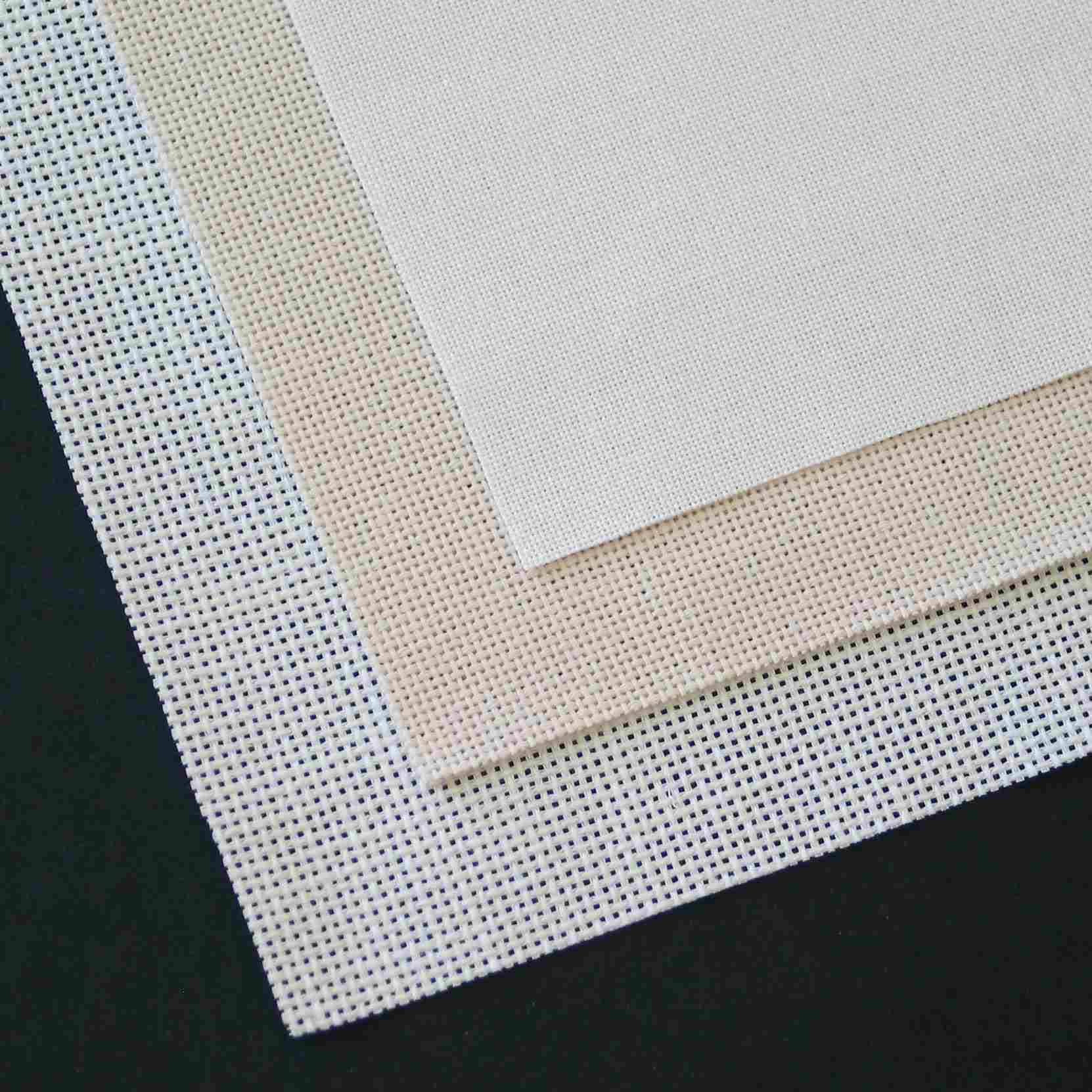 Assorted Evenweave Fabrics