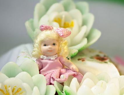 Thumbelina tiny Puppet