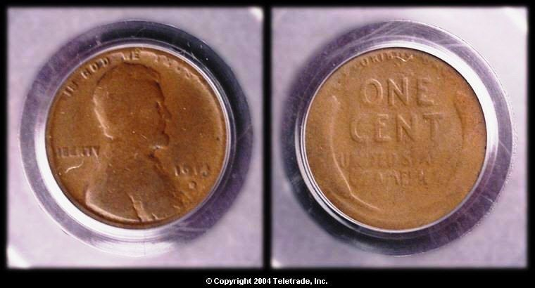 What Is the Grade of My Lincoln Wheat Penny?