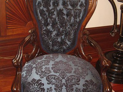 Mitchell Rammelsberg Carved Victorian Antique Furniture