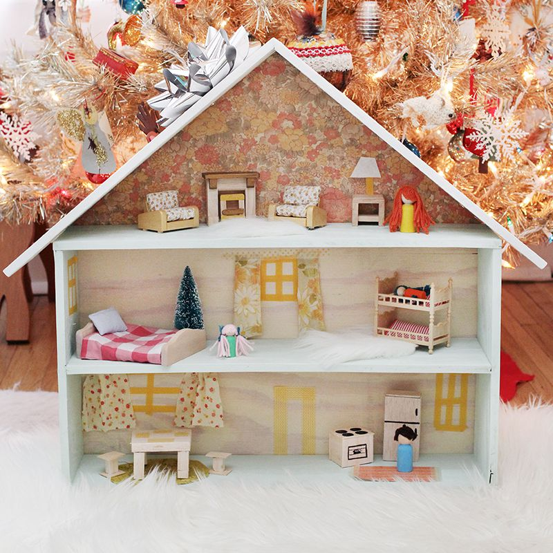 12 Free Dollhouse Plans That You Can Diy Today