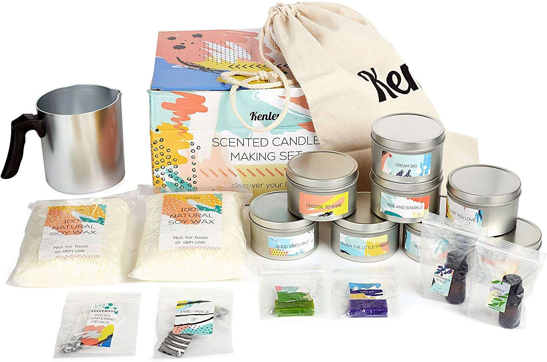 Kenley Candle Making Kit