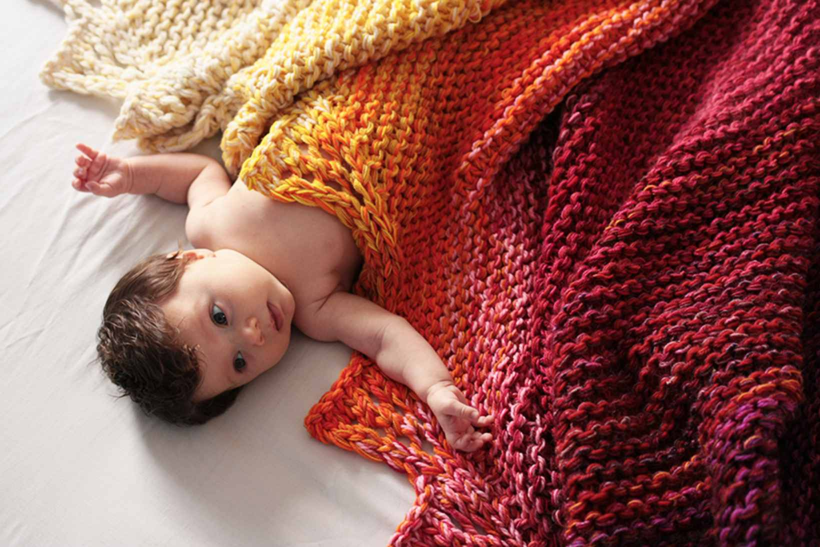 d19182208f5 25 Best Knitting Patterns for Baby Clothes   Accessories