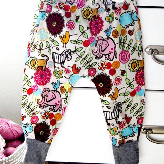 DIY Infant Pants