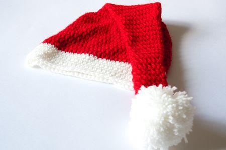 Free Baby Santa Hat Pattern