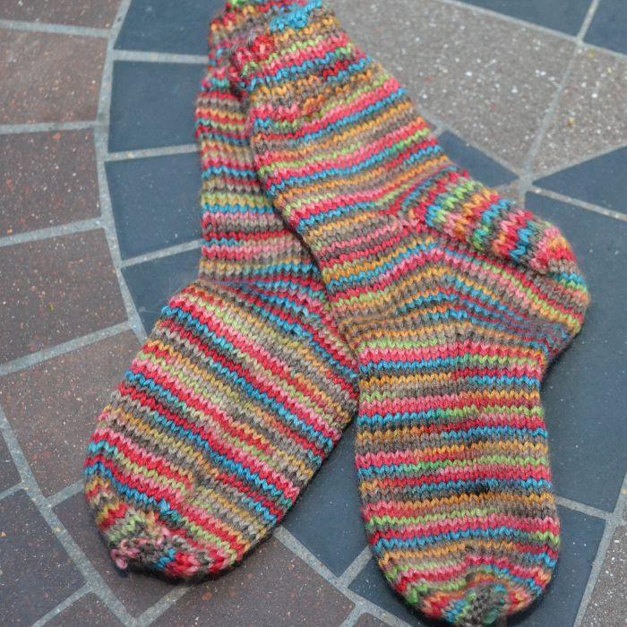 Toddler socks Baby socks Knit baby socks Hand knit socks