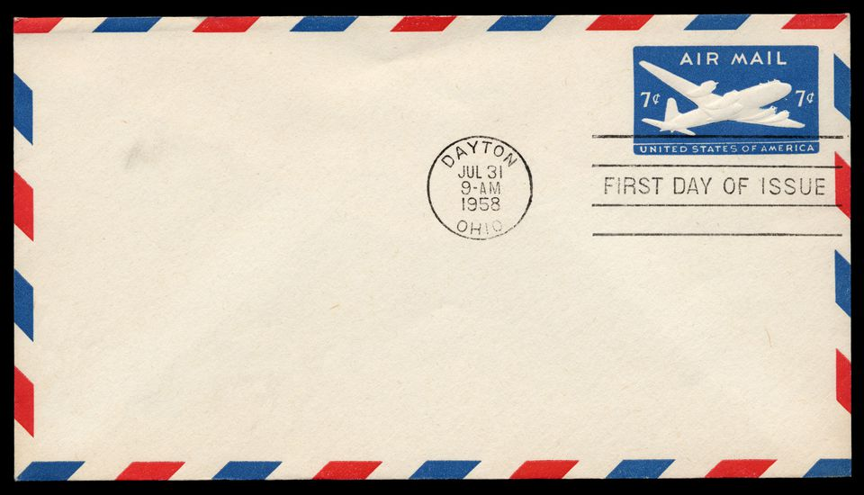 Air Mail Cover
