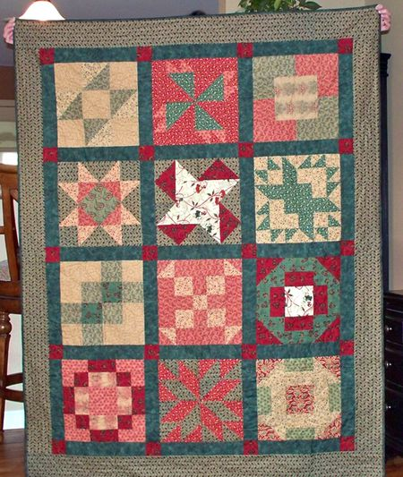 Pictures Of Sampler Quilts To Inspire Your Next Quilt Mesmerizing Sampler Quilt Patterns