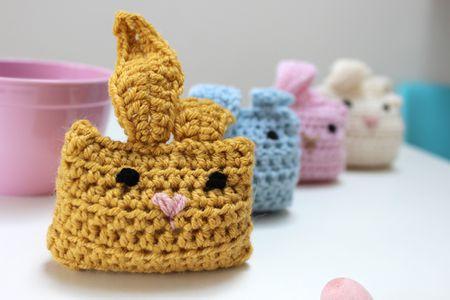 14 Bunny Crochet Patterns For Easter