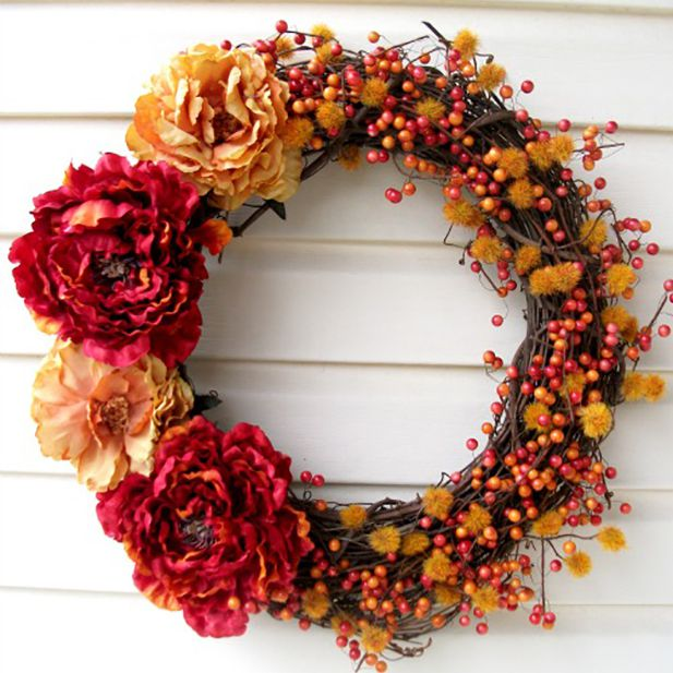 Welcome Wreath Fall Pumpkin Wreath Autumn Decor Fall Wreath Fall Welcome Wreath Autumn Wreath Fall Decor Fall Front Door