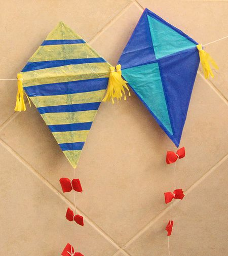 11 Kite Crafts For Kids