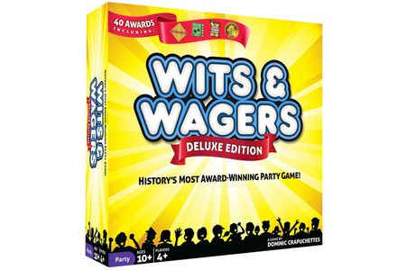 Review of Wits & Wagers Trivia Game