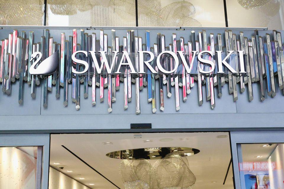 Swarovski crystal store