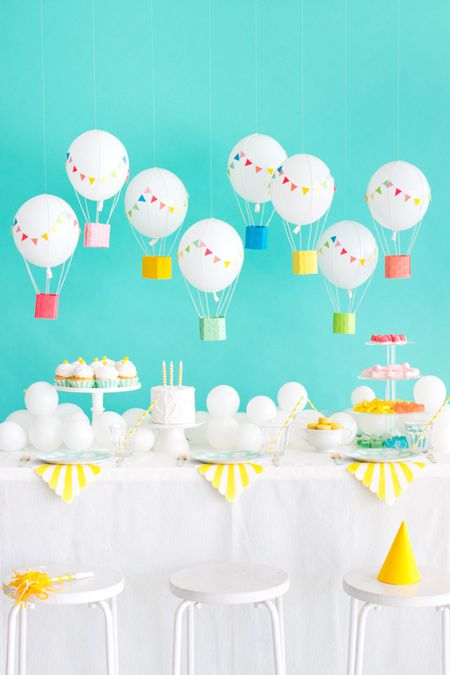 25 Fun Festive Diy Party Decorations