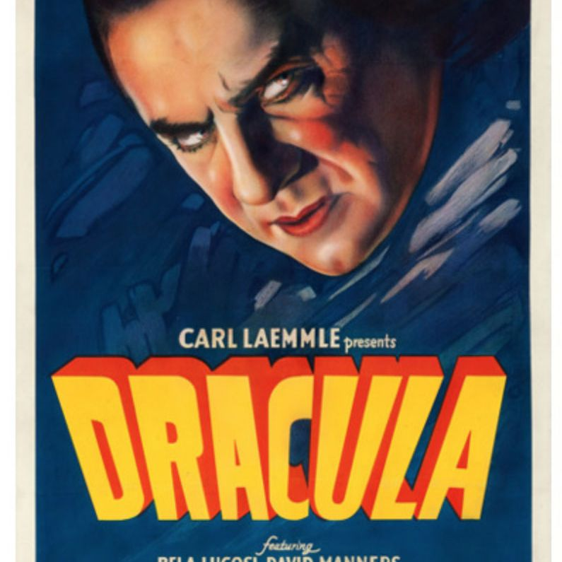Dracula 1931 Movie Poster