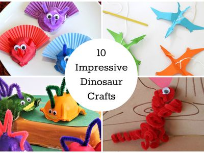 11 Perfectly Pink Kids Crafts