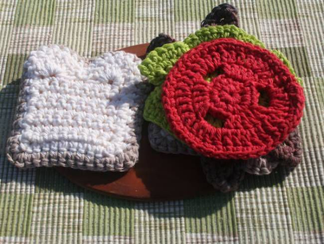 Crochet Fruit And Vegetable Patterns All The Best Ideas   Crochet ...   490x650