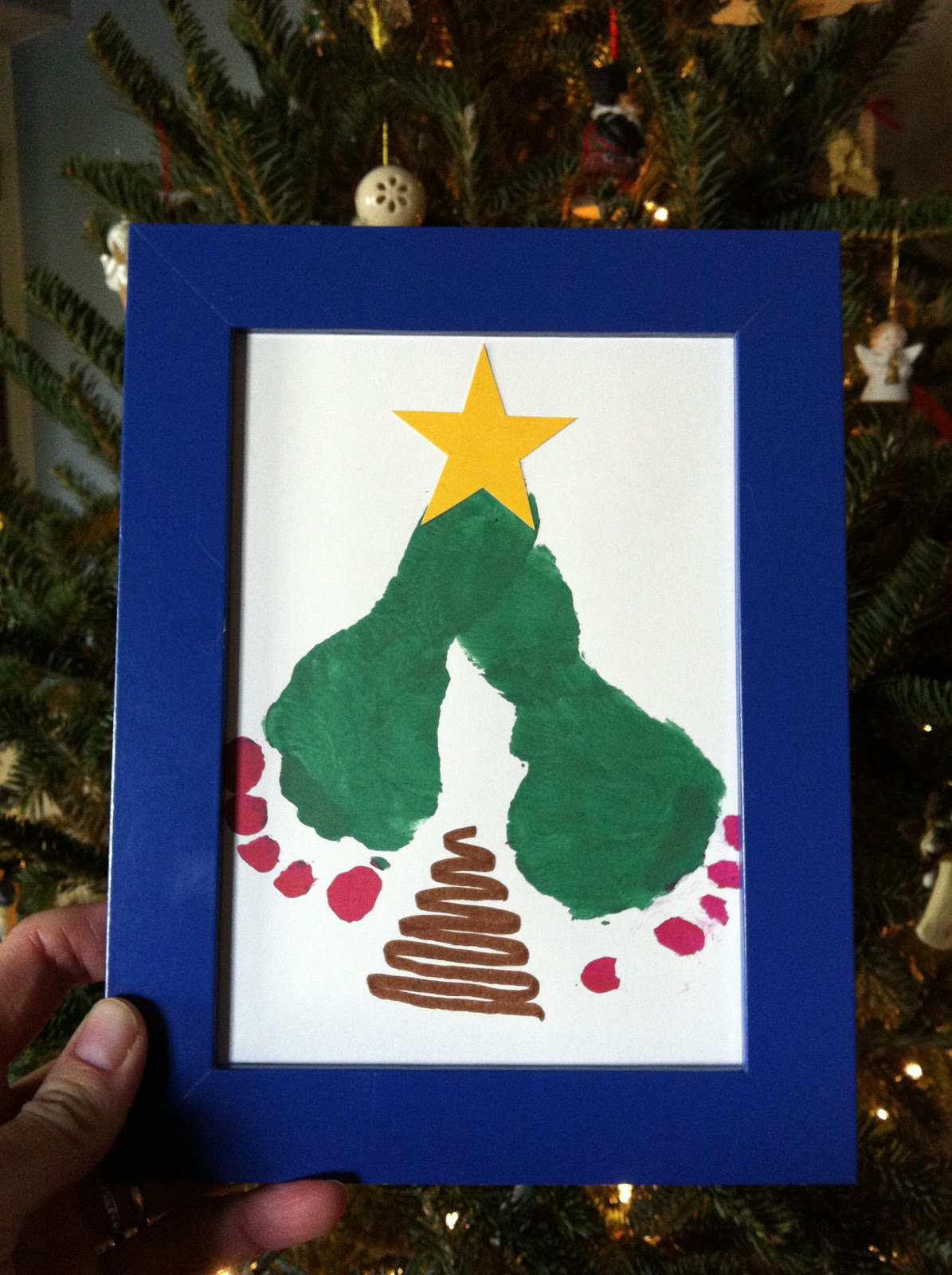 Christmas Display Ideas For Nursery.20 Christmas Tree Crafts For Kids