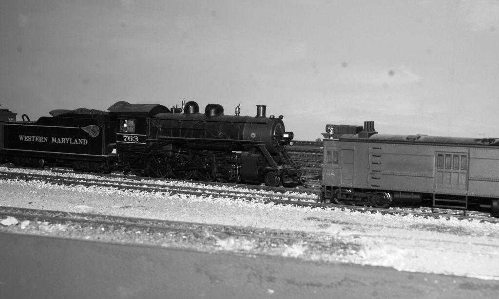 1930s model trains