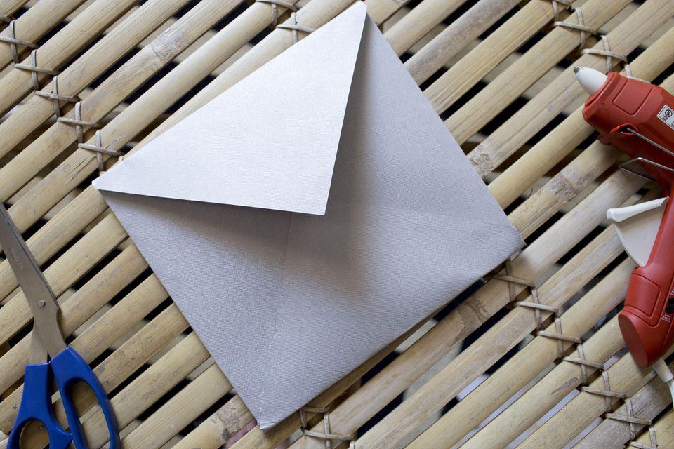 DIY paper envelope
