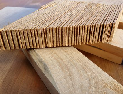 Woodworking featherboard jig