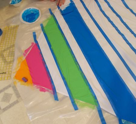 How to Heat Set and Make Your Own Fabric Sheet