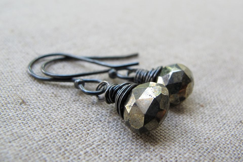 Oxidizing with silver black