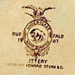Buffalo Pottery Mark