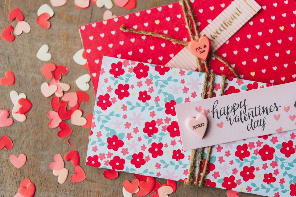 14 Diy Valentine S Day Card Ideas